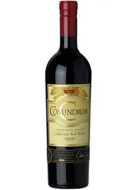 Conundrum Red Blend - Total Wine Shop, Liquor Store Aquidneck Island Rhode Island