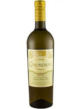 Conundrum White Blend - Total Wine Shop, Liquor Store, Newport, Portsmouth, Middletown, Rhode Island