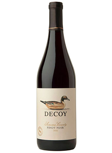 Decoy Pinot Noir - Boat Provisioning, Total Wine Shop, Liquor Store, Newport, Portsmouth, Middletown, Rhode Island