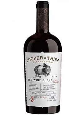 Cooper Blend Red - Aquidneck Island Deliveries, Total Wine Shop, Liquor Store, Newport, Portsmouth, Middletown, Rhode Island
